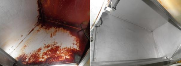 limpieza de extractores de humo en cocinas industriales. codaplaga salud ambiental